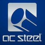 Logo společnosti AC Steel a.s.