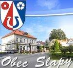 Logo společnosti Obec Slapy u Tábora