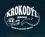 Logo společnosti Klub plavecké školy Krokodýl Brno