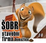 Logo společnosti STAVEBNÍ FIRMA ŠOBR
