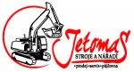 Logo společnosti JETOMAS s.r.o.