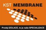 Logo společnosti KST MEMBRANE s.r.o.