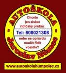 Logo společnosti Autoškola - Jaroslav Němec