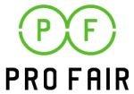 Logo společnosti PROfair spol. s r.o.