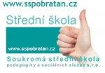 Logo společnosti Soukromá střední škola pedagogiky a sociálních služeb, s.r.o.