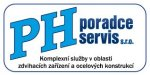 Logo společnosti PH poradce servis s.r.o.